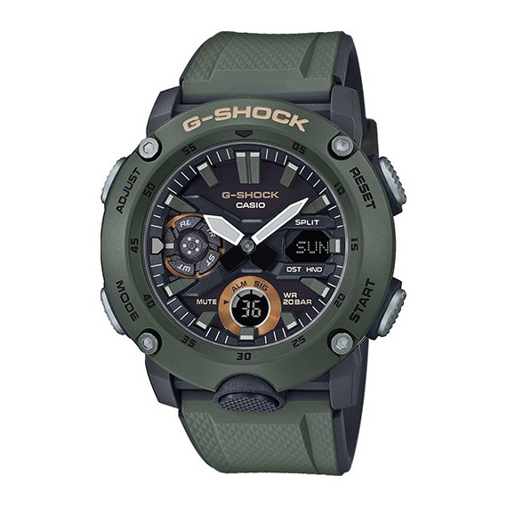 Casio G-SHOCK Herre CARBON