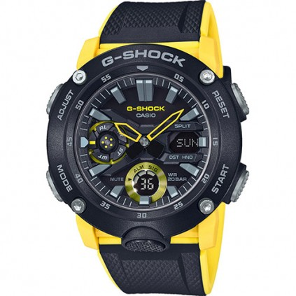 Casio Herre G-Shock carbon