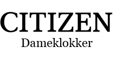 Citizen dameklokker